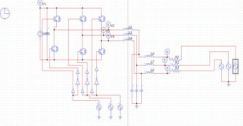 Fig. 10: Psim model