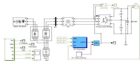 Fig. 12: MATLAB proposed model